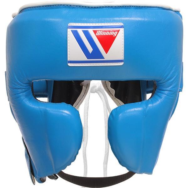 別注品 ウイニング ボクシング ヘッドギア フェイスガードタイプ CO-FG-2900|jpn-sports|02