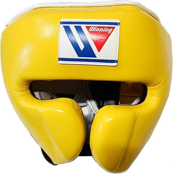 別注品 ウイニング ボクシング ヘッドギア フェイスガードタイプ CO-FG-2900|jpn-sports|05