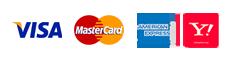 日本ポステックで決済可能なクレジットカード