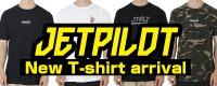 jetpilotTシャツ