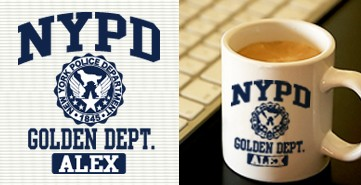 """""""NYPDドッグ"""""""