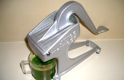 専用搾り器