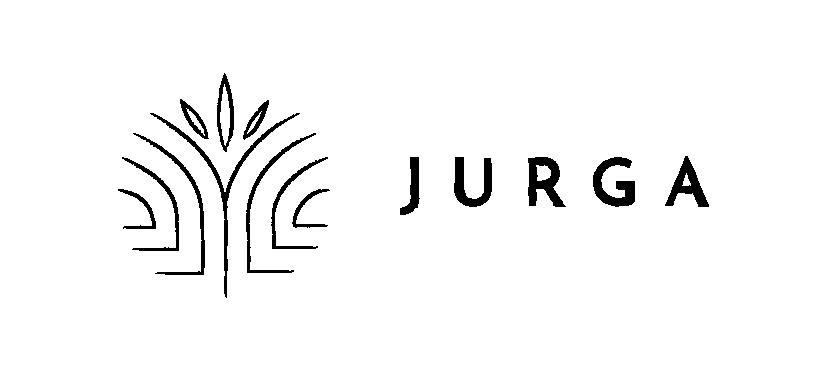 JURGA 公式 ONLINE SHOP ロゴ