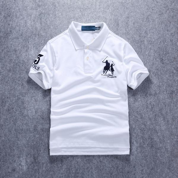 ポロシャツ メンズ 無地 刺繍入り 綿100% 柔らかい カラフル 16色展開 ゴルフウェア カジュアル 夏新作|justmode|22