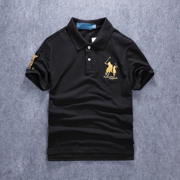 ポロシャツ メンズ 無地 刺繍入り 綿100% 柔らかい カラフル 16色展開 ゴルフウェア カジュアル 夏新作|justmode|24