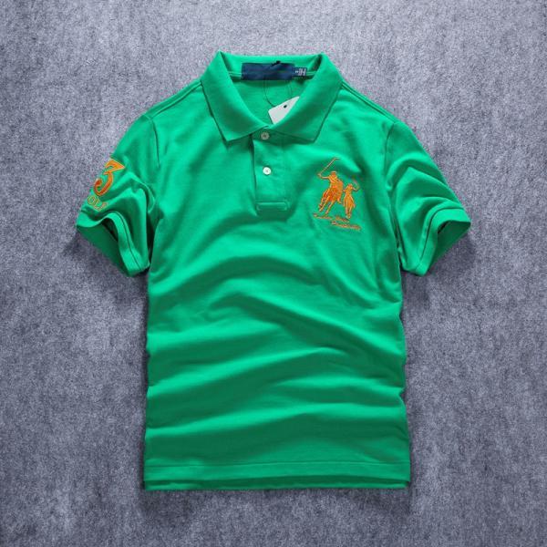 ポロシャツ メンズ 無地 刺繍入り 綿100% 柔らかい カラフル 16色展開 ゴルフウェア カジュアル 夏新作|justmode|31