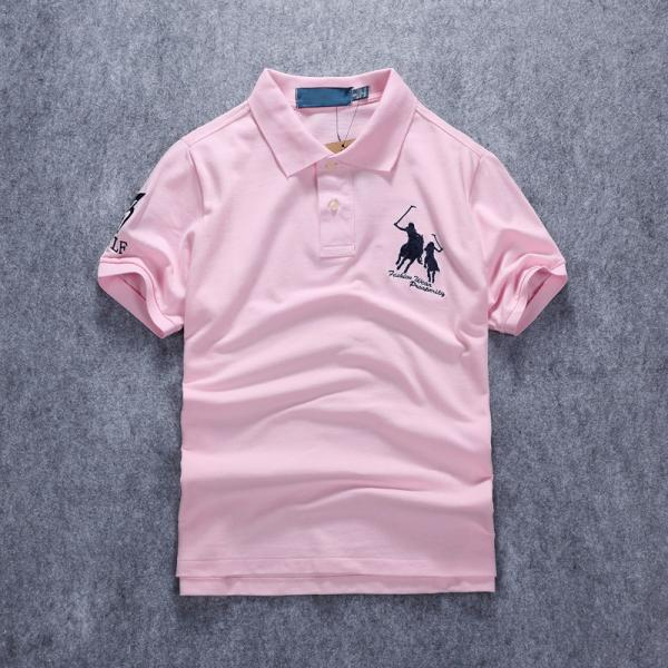 ポロシャツ メンズ 無地 刺繍入り 綿100% 柔らかい カラフル 16色展開 ゴルフウェア カジュアル 夏新作|justmode|27