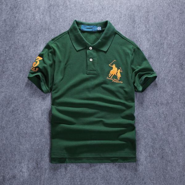 ポロシャツ メンズ 無地 刺繍入り 綿100% 柔らかい カラフル 16色展開 ゴルフウェア カジュアル 夏新作|justmode|30