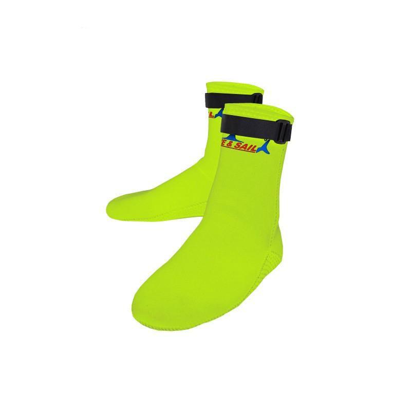 ウエットスーツ ダイビングソックス 3mm 靴下 滑止め サーフィン ブーツ ウォーター スポーツ サーフブーツ マリンブーツ 水陸両用|justmode|18