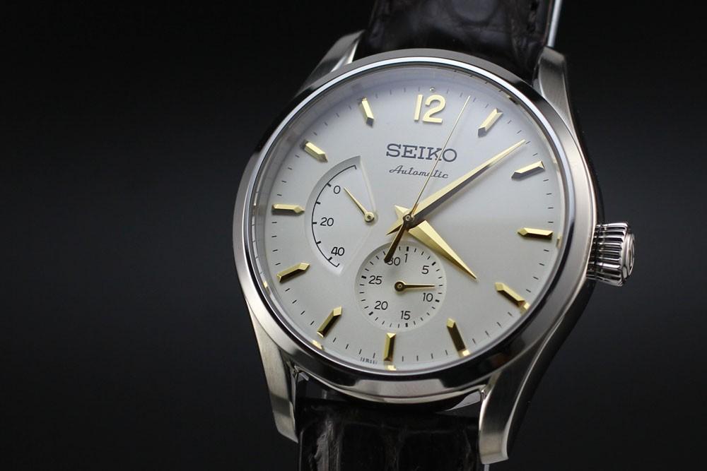 sale retailer 427b2 900cd セイコー SEIKO プレザージュ PRESAGE 復刻オートマチック セイコー創業135周年 限定モデル