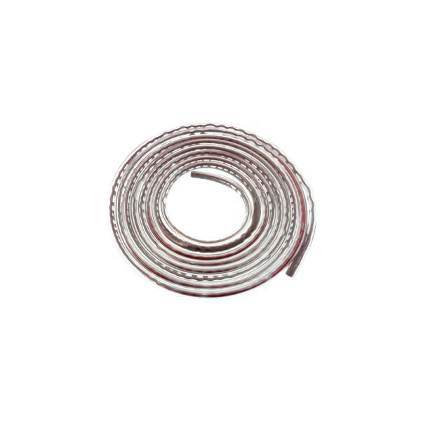 ドアモール 5m 汎用 傷防止 衝撃 保護 音防止 リア サイド ボンネット 両面テープ カー用品 ドレスアップ スクラッチ トリム|jxshoppu|08