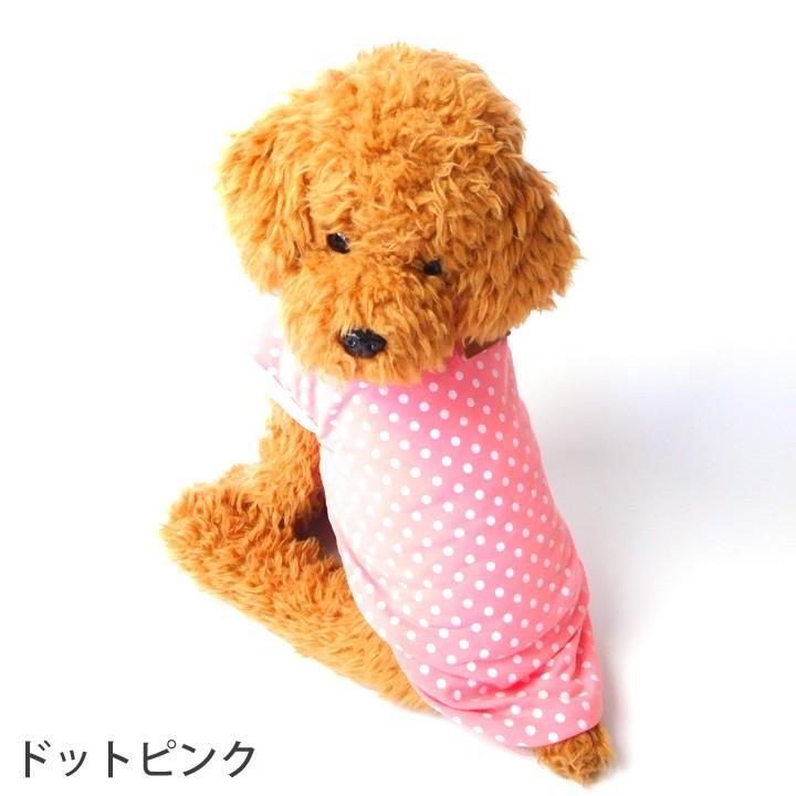 犬 服 犬服 犬の服 おしゃれ トイプードル チワワ タンクトップ ボーダー クラシック ドッグウェア|k-city|13