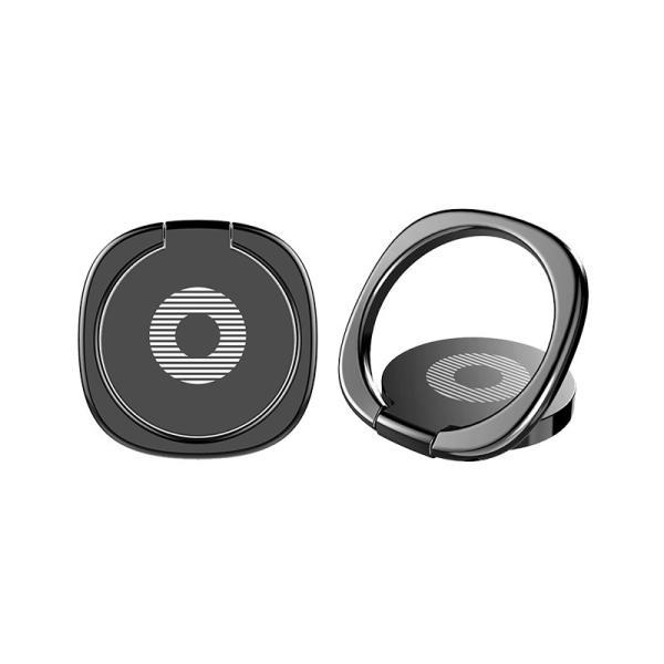 スマホリング おしゃれ ブランド 薄型 スマホ ホルダー マグネット車載ホルダー対応 スタンド 落下防止 360度回転 角度調整 iPhoneXS Max XR 多機種対応|k-seiwa-shop|22