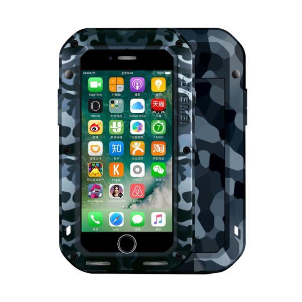 LOVE MEI iPhone8/7 ケース iPhone8 Plus/7 Plus ケース 耐衝撃 軍用 生活防水 防滴 防塵 スマホケース カバー アウトドア向け 迷彩タイプ ブランド|k-seiwa-shop|18
