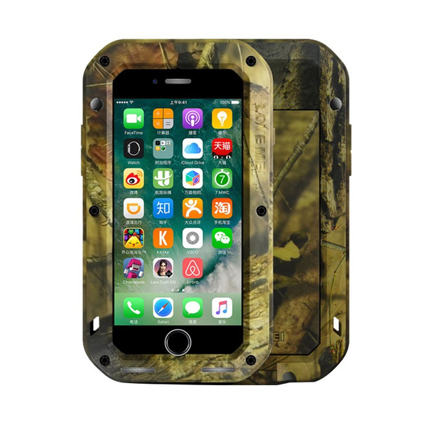 LOVE MEI iPhone8/7 ケース iPhone8 Plus/7 Plus ケース 耐衝撃 軍用 生活防水 防滴 防塵 スマホケース カバー アウトドア向け 迷彩タイプ ブランド|k-seiwa-shop|20