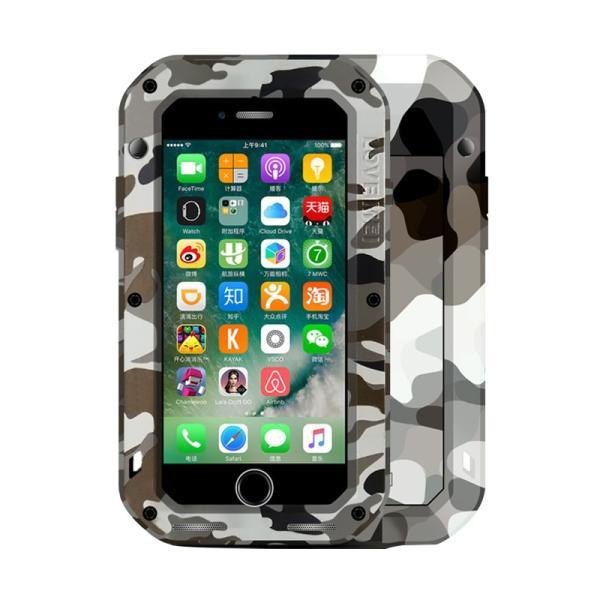 LOVE MEI iPhone8/7 ケース iPhone8 Plus/7 Plus ケース 耐衝撃 軍用 生活防水 防滴 防塵 スマホケース カバー アウトドア向け 迷彩タイプ ブランド|k-seiwa-shop|19