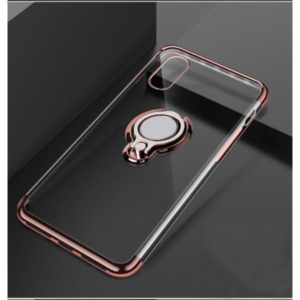 ガラスフィルム同梱 iPhoneXS Max XR X ケース リング付き iPhone8Plus 8 7Plus 7 ケース スタンド iPhone6s Plus 6 Plus 6s 6 カバー おしゃれ 耐衝撃 薄型|k-seiwa-shop|19