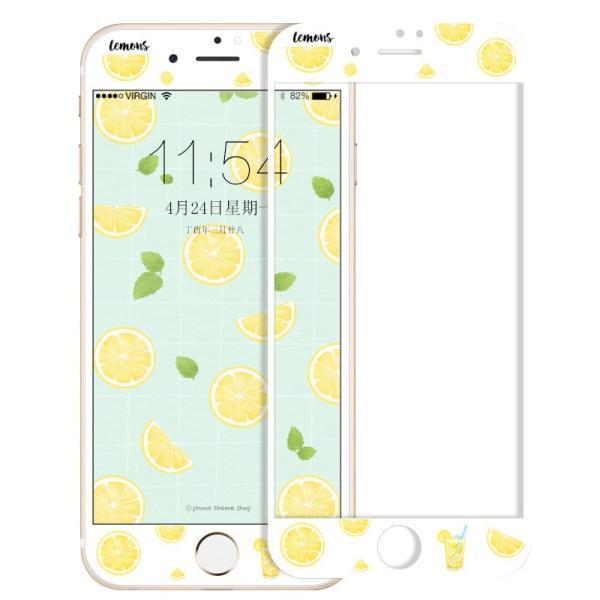 iPhone8 Plus ガラスフィルム 全面 iPhone7Plus 7 8 強化ガラスフィルム iPhone6s Plus 6 Plus 6s 6 ガラスフィルム 3D 耐衝撃 猫柄 9H かわいい 指紋防止|k-seiwa-shop|16