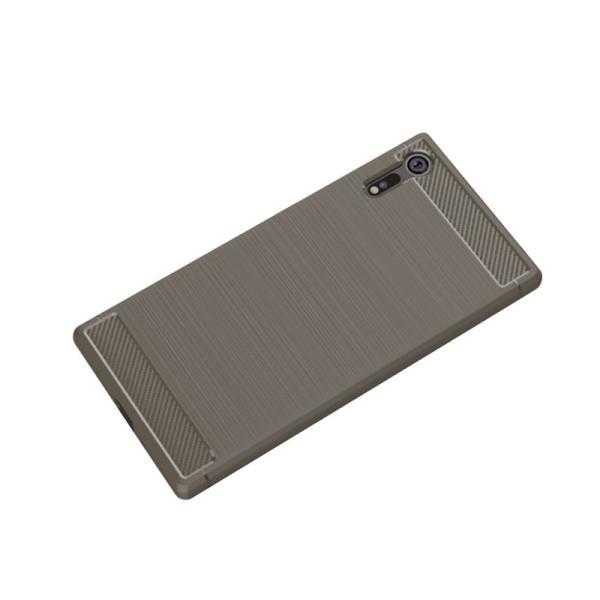 Xperia XZ2 XZ2 Premium ケース 耐衝撃 Xperia XZ1 XZ1 Compact XZs XZ XZ Premium カバー おしゃれ 衝撃吸収 アルミニウム調 TPU ハードケース 指紋防止 軽量|k-seiwa-shop|16