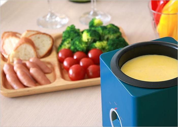 フォンデュブロック:チーズフォンデュ イメージ