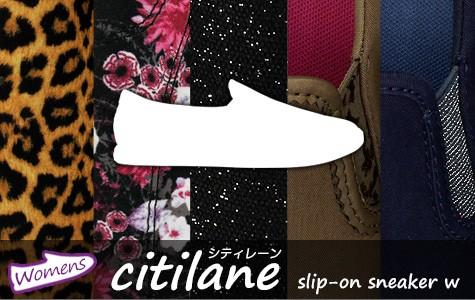 シティレーン スリップオン スニーカー ウィメンズ crocs citilane slip-on sneaker w 正規品