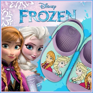 creative clog frozen clog クリエイティブ クロッグ フローズン クロッグ 正規品 アナと雪の女王 アナ エルサ ディズニー Disney