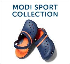モディ -MODI- アクティブなスタイルの新コレクション 2重構造でより快適