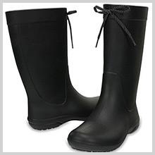 crocs フリーセイル レイン ブーツ ウィメン freesail rain boot w