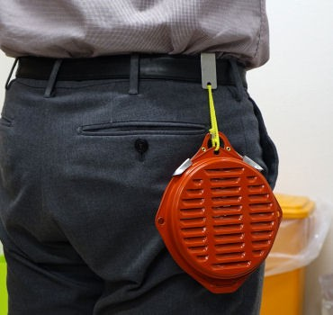 携帯用線香皿 携帯防虫器