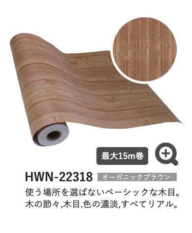 オーガニックブラウン HWN-22318