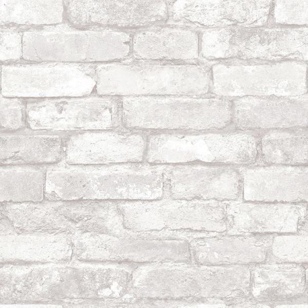 壁紙 シール 貼って はがせる NuWallpaper 白 レンガ柄 赤 レンガ柄 木目柄など Part3|kabegamiya-honpo|22