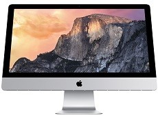 iMac Retina 5Kディスプレイモデル MF886J/