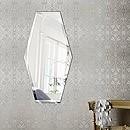 洗面鏡・トイレ鏡・化粧鏡・浴室鏡・バスミラー クリスタルミラー・シリーズ 標準タイプ