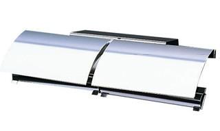 トイレ ペーパー ホルダー・トイレット ペーパー ホルダー・ダブルペーパーホルダー:CE-KcC1116r2参考写真