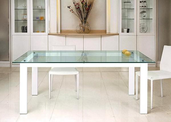 ガラス・テーブル、オフィステーブル、会議机、コーヒーテーブル、ダイニングテーブル「HITAR-KaT-9r」