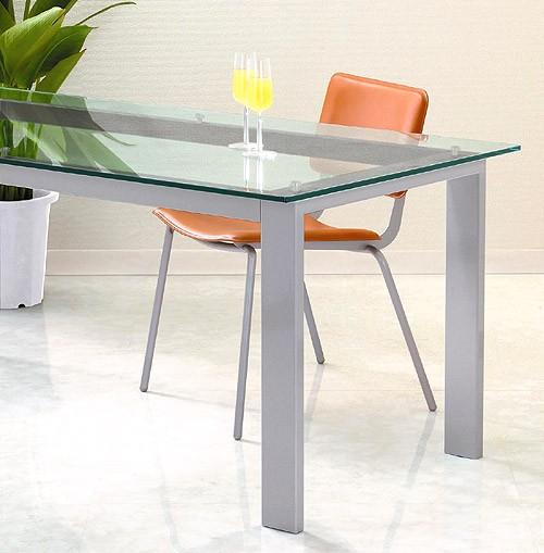 ガラス・テーブル、オフィステーブル、会議机、コーヒーテーブル、ダイニングテーブル「HITAR-KaT-1r1」
