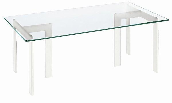 ガラス・テーブル、オフィステーブル、会議机、コーヒーテーブル、ダイニングテーブル「AR-YT-16+YT-03」