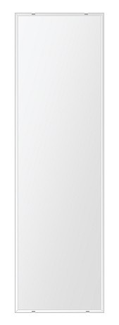 壁掛け鏡・ウォールミラー「クリアーミラー・4方クリスタルカットタイプ」:i-cm-h-4m-444mmx1494mm