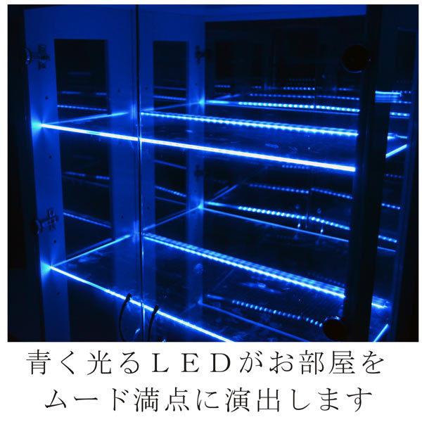コレクションケース LED