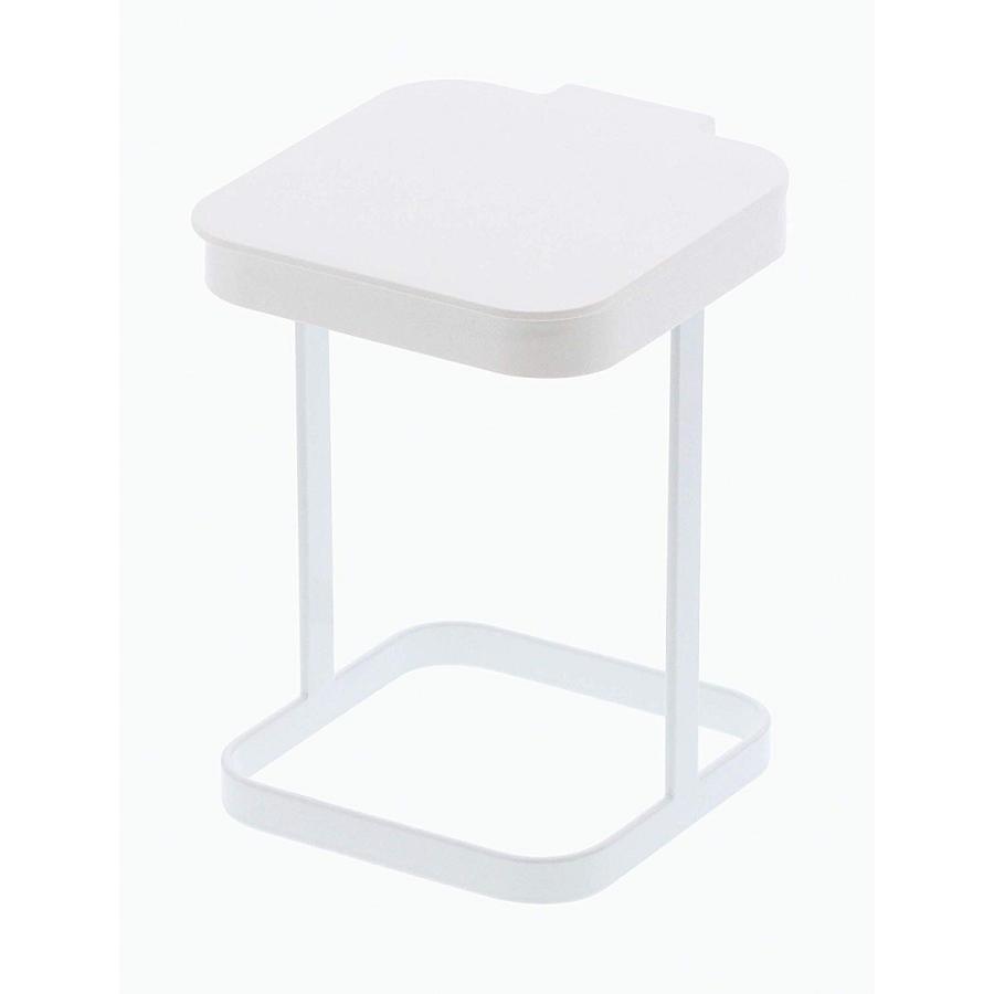 ポリ袋エコホルダー 蓋付きポリ袋エコホルダー タワー ホワイト ブラック キッチン雑貨|kagu-piena|19