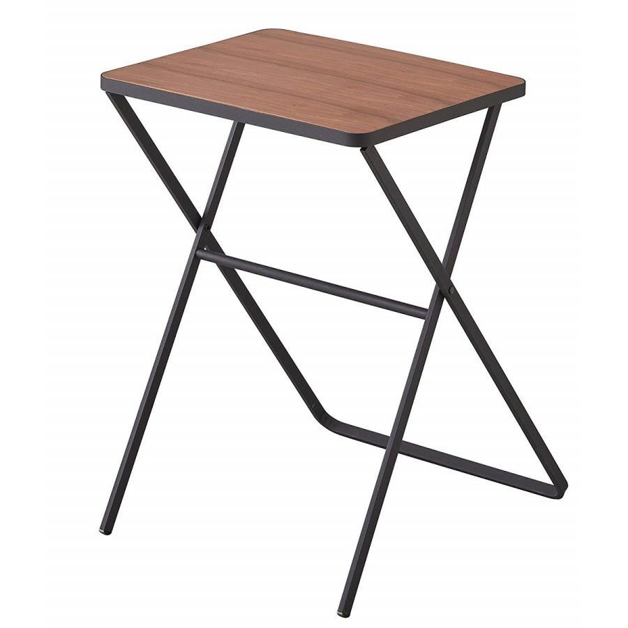 テーブル 折り畳みテーブル タワー ホワイト ブラック サイドテーブル インテリア台 ギフト|kagu-piena|15