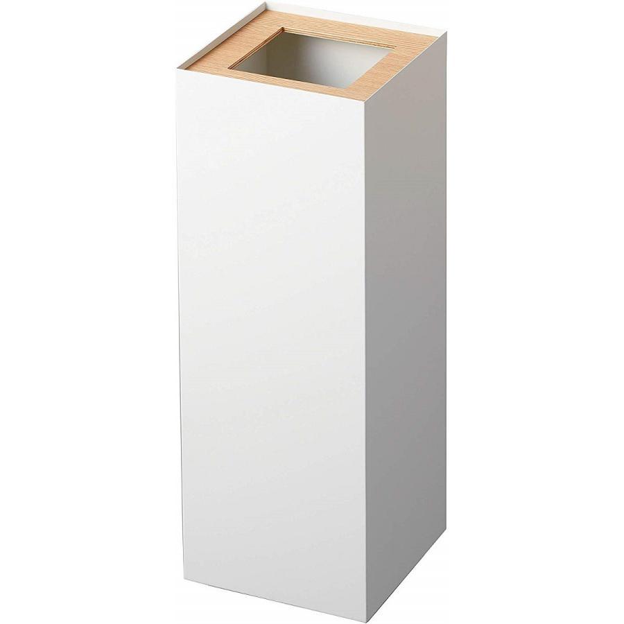 フタなしゴミ箱 リン ダストボックス トラッシュカン ロング 大容量 木製 スクエア 角型 kagu-piena 16