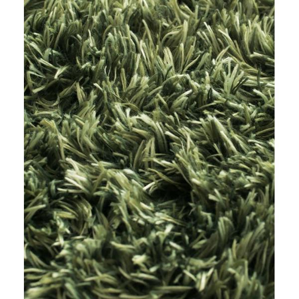 送料無料 ラグ ラグマット おしゃれ ミックスカラー マイクロファイバー シャギーラグ 190×190cm 約2畳 5mm厚 ホットカーペットOK 床暖房対応|kagu-refined|16