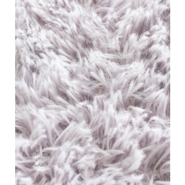 送料無料 ラグ ラグマット おしゃれ ミックスカラー マイクロファイバー シャギーラグ 190×190cm 約2畳 5mm厚 ホットカーペットOK 床暖房対応|kagu-refined|14