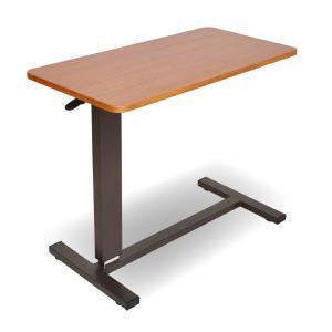 レビューで1年補償  昇降式 サイドテーブル-ART 電動ベッド 介護ベッド オーバーテーブル ベッドサイドテーブル 机 プレゼント 贈り物 おすすめ|kagu-try|10