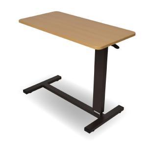 レビューで1年補償  昇降式 サイドテーブル-ART 電動ベッド 介護ベッド オーバーテーブル ベッドサイドテーブル 机 プレゼント 贈り物 おすすめ|kagu-try|09