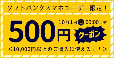 500円クーポン