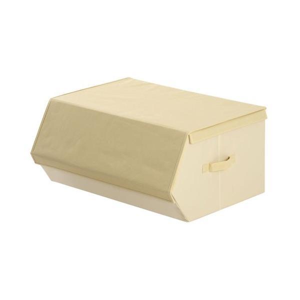 収納ケース おしゃれ 布 前開き 持ち運び 子供 おもちゃ 小物 おもちゃ箱 蓋付き マグネット 収納 ボックス 窓付き|kagubiyori|24