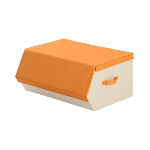 収納ケース おしゃれ 布 前開き 持ち運び 子供 おもちゃ 小物 おもちゃ箱 蓋付き マグネット 収納 ボックス 窓付き|kagubiyori|27