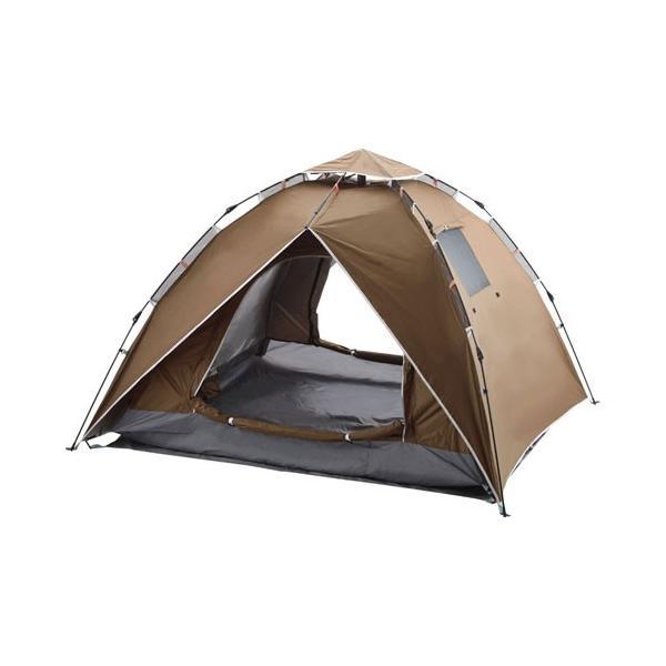 ワンタッチテント ドーム サンシェード 日よけ テント 軽量 インナーテント フライシート 4人用テント|kagubiyori|22